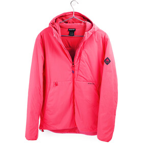 Burton Multipath Hooded Insulated Jacket Men, rosa